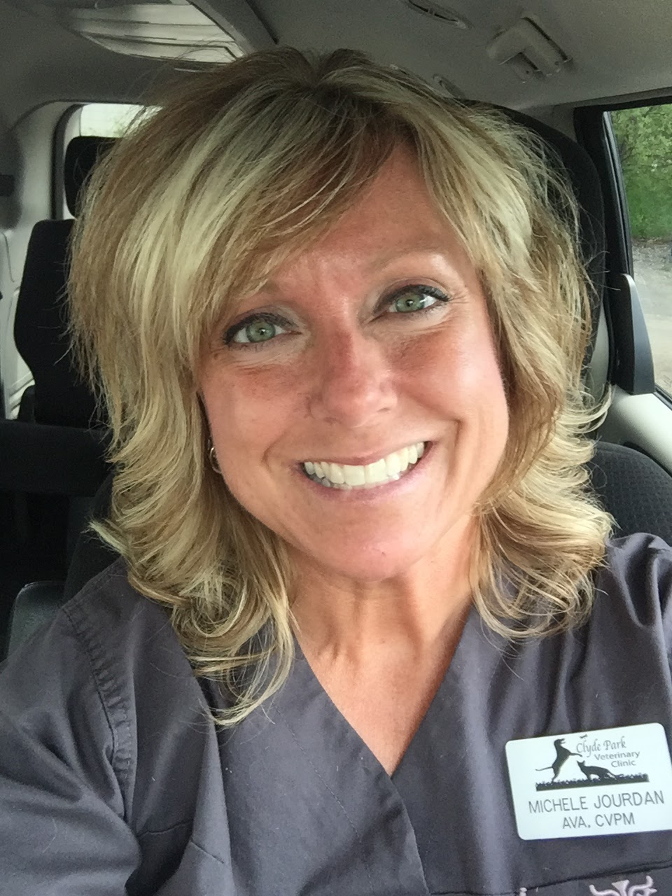 Michele Jourdan AVA, CVPM - Clyde Park Veterinary Clinic - Wyoming, Michigan